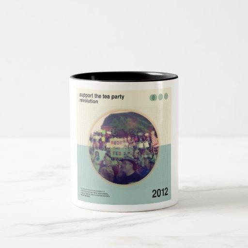 Tea Party Revolution Coffee Mugs