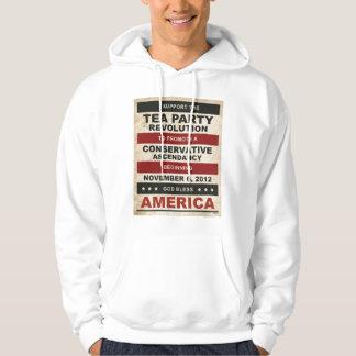 Tea Party Revolution Hoodie