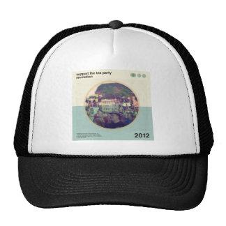 Tea Party Revolution Trucker Hat