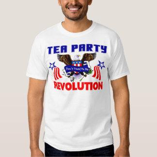 Tea Party Revolution Tshirts