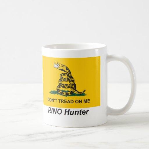 Tea Party RINO Hunter Mug