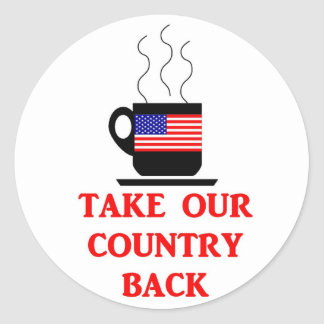 Tea Party Shirts, Mugs, Stickers