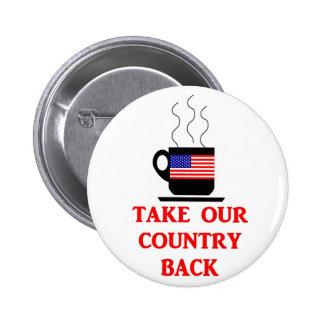 Tea Party Shirts Mugs Stickers Pin