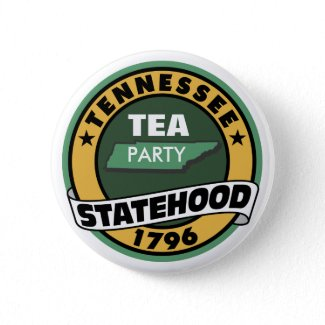 TEA PARTY STATE button
