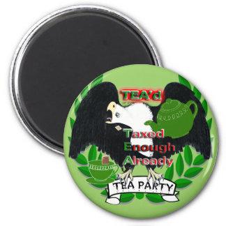 TEA Party Supplies Magnet