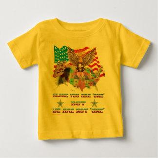 Tea-Party-T-Set-4 Baby T-Shirt