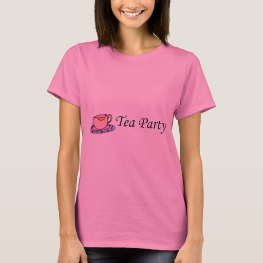 Tea Party T-Shirt