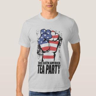 Tea Party Take Back America T-Shirt