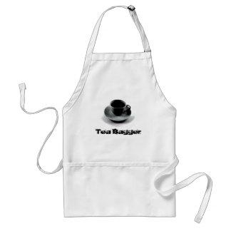 Tea Party Tea Bagger Apron
