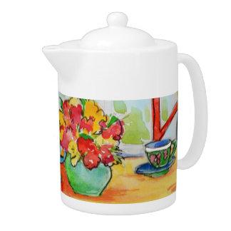 Tea Party - Tea Pot