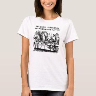 """""""TEA PARTY"""" TEE-SHIRT T-Shirt"""