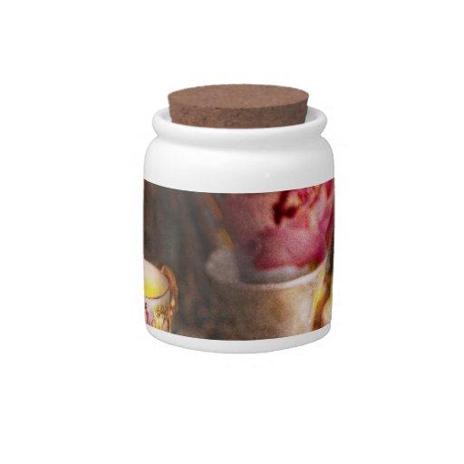 Tea Party - The magic of a tea party Candy Jar