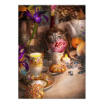 Tea Party - The magic of a tea party Personalized Invite