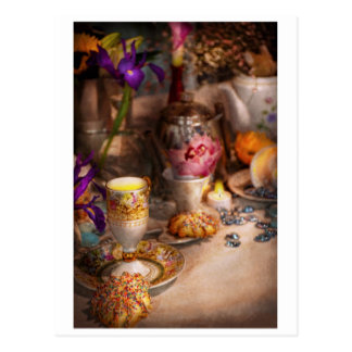 Tea Party - The magic of a tea party Postcard