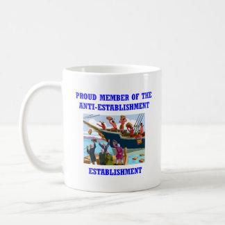 Tea Party - The Original Classic White Coffee Mug