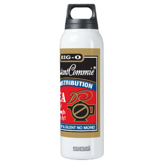 TEA Party Thermos Water Bottle