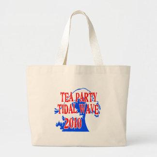 TEA PARTY TIDAL WAVE 2010 BAGS
