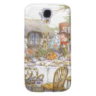 Tea Party Time Galaxy S4 Case