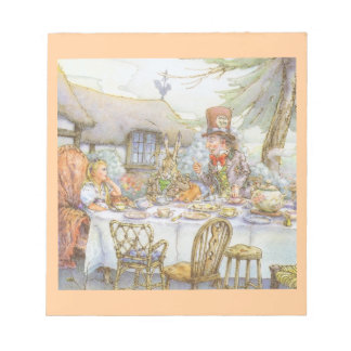Tea Party Time Notepad