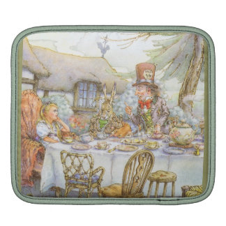 Tea Party Time Sleeves For iPads