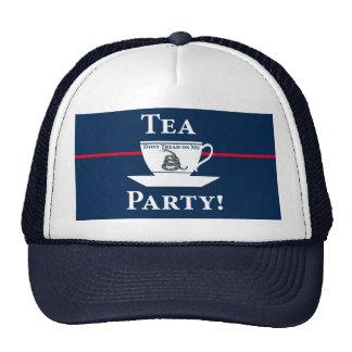 Tea Party! Trucker Hat