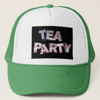 Tea Party Trucker Hat