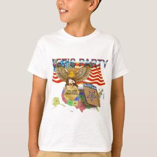 Tea-Party-Version-1 T-Shirt