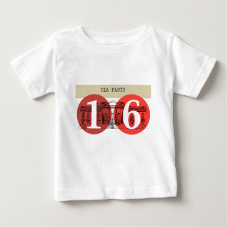 Tea Party White House 2016 Baby T-Shirt