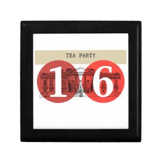 Tea Party White House 2016 Gift Box
