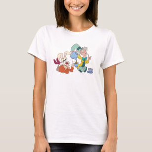 Tea Party with the Mad Hatter Disney T-Shirt