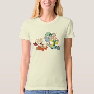 Tea Party with the Mad Hatter Disney T Shirt