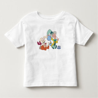 Tea Party with the Mad Hatter Disney Toddler T-shirt