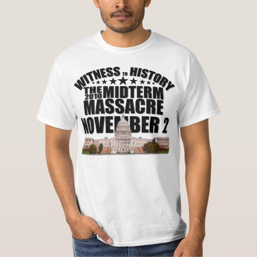 Tea Party - Witness to History T-Shirt
