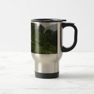 Tea Plantation Travel Mug