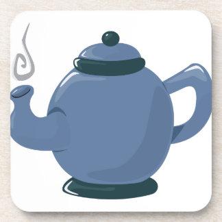 Tea Pot Beverage Coaster