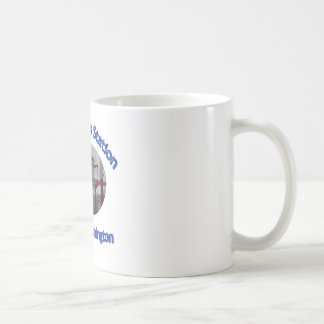 Tea Pot Gas Station Coffee Mug