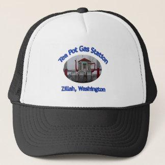 Tea Pot Gas Station Trucker Hat