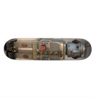 Tea Pot Robot Skateboard Deck
