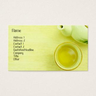 Tea Profile Card