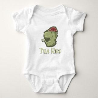 Tea Rex Baby Bodysuit
