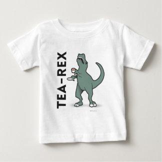 Tea Rex Baby T-Shirt