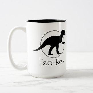 Tea Rex Coffee Mug