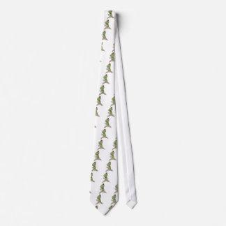 Tea Rex Dinosaur Neck Tie