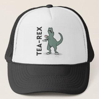 Tea Rex Trucker Hat