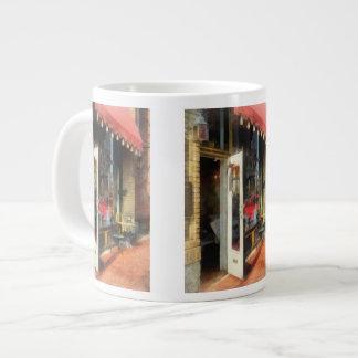 Tea Room in SoNo Norwalk, CT Extra Large Mug