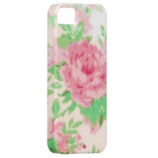 Tea Rose iPhone 5 Covers