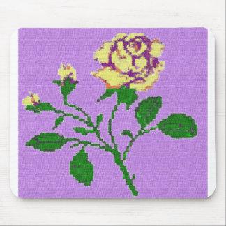 Tea Rose Mouse Pad