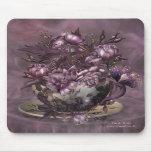 Tea & Roses Art Mousepad