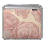 Tea roses, iPad sleeve