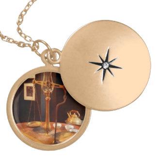 Tea Scale Custom Jewelry